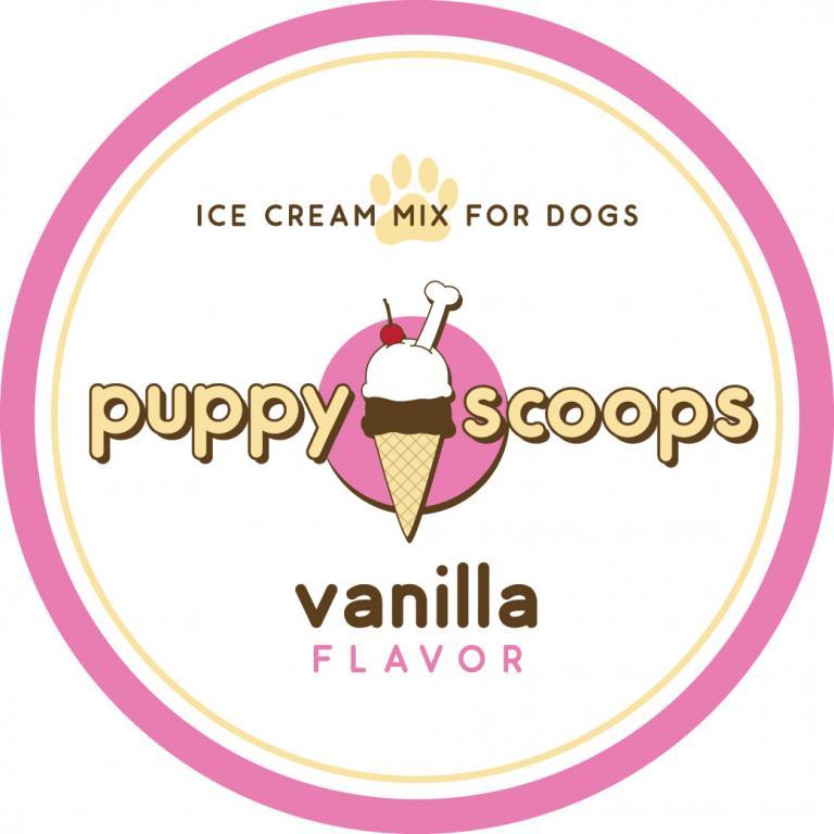Puppy Scoops Ice Cream Mix